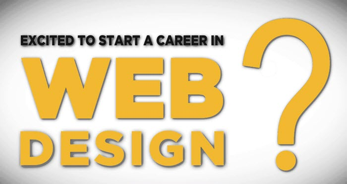 How to start getting into web design