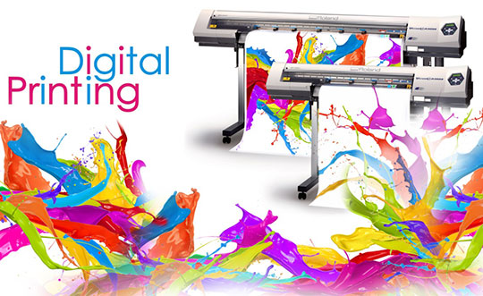 Advantages of Digital Printing: