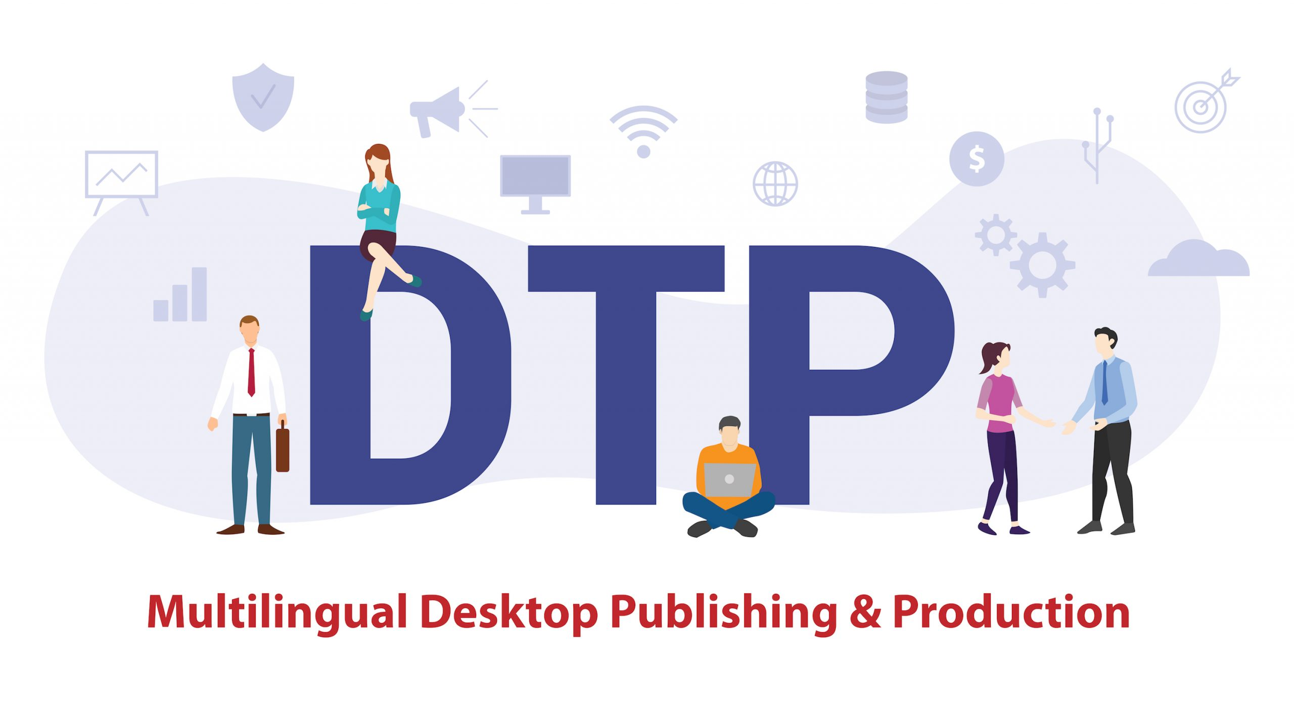 Tips for DTP (Desktop Publishing)