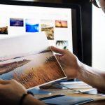 Photo printing sizes
