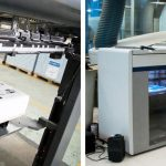 Supports that can run offset printing